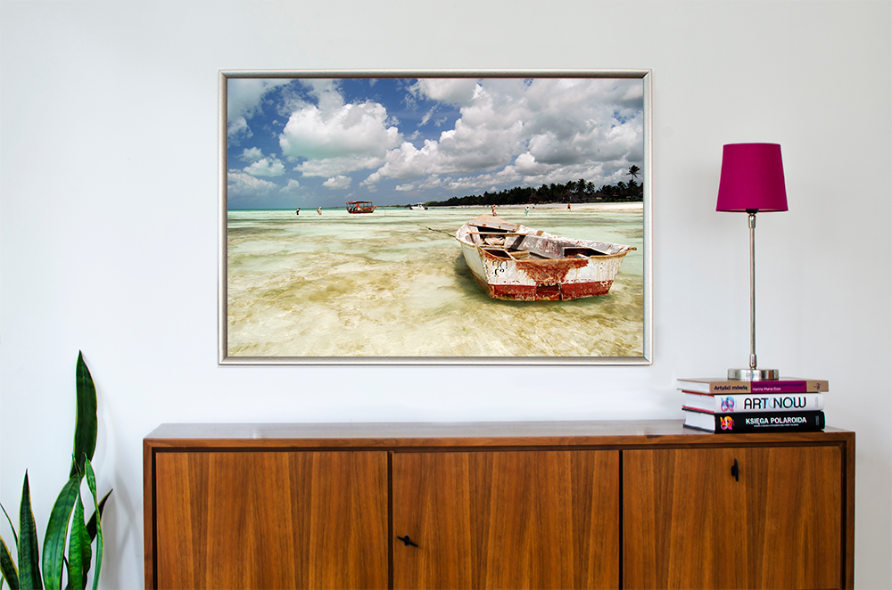 Fine Art fotorgrafia do wnętrz do domu i biura